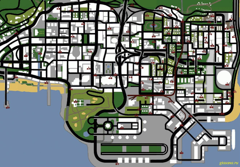 Где находится казино в гта сан андреас на карте фото игровые аппараты java игры для телефона