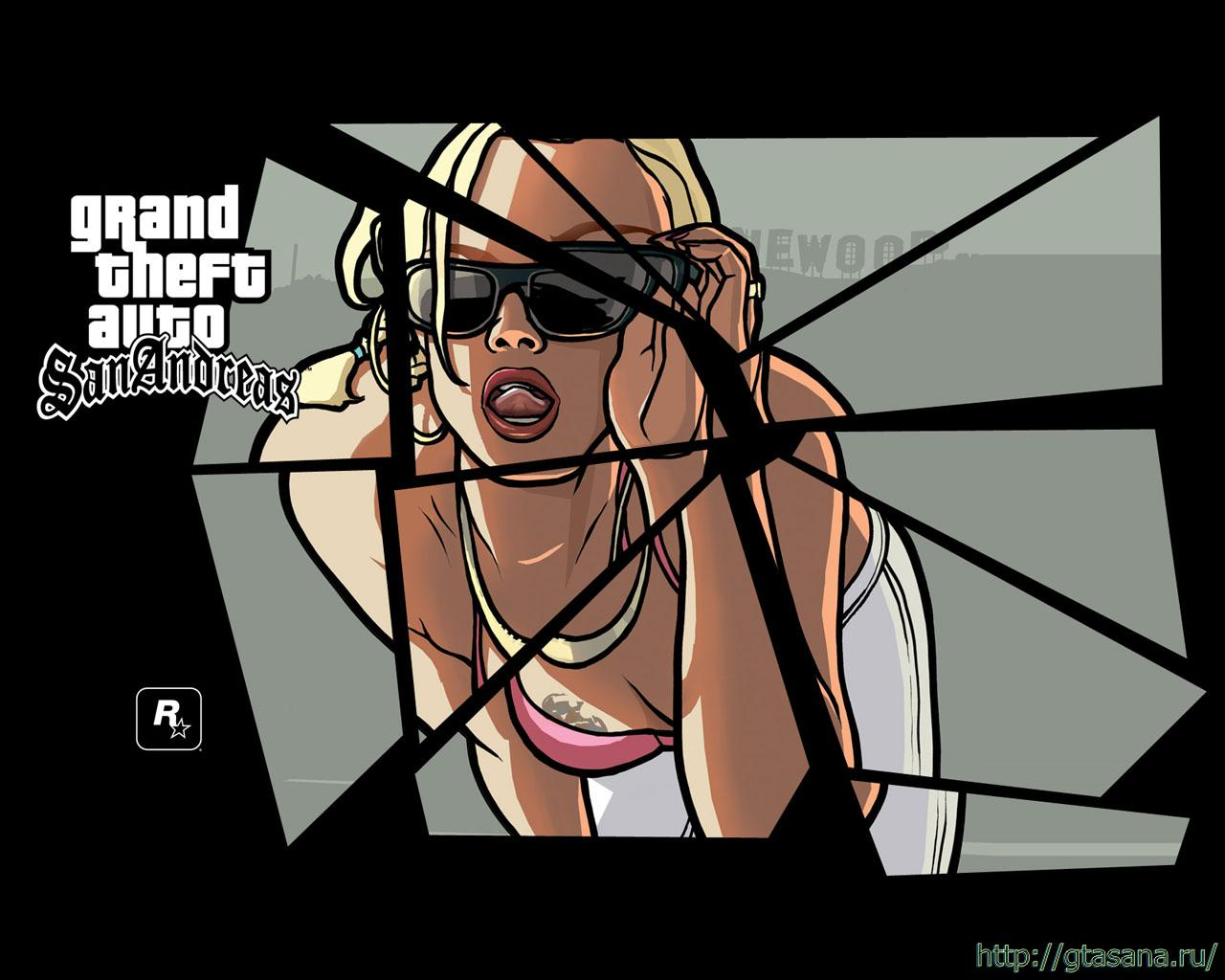 Gta san andreas naked women wallpapers xxx pictures