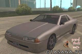 Elegy для GTA San Andreas - GameModding net